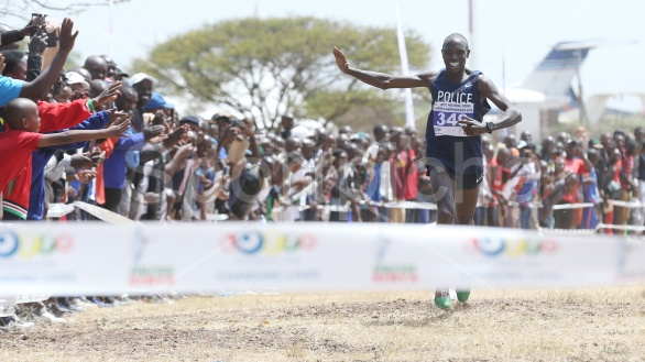 ATHLETICS KENYA NATIONAL CROSS COUNTRY CHAMPIONSHIP