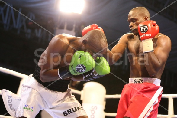 NAIROBI FIGHT NIGHT