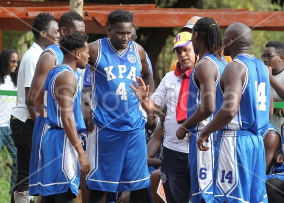 KENYA BASKETBALL LEAGUE : EMYBA VS KPA