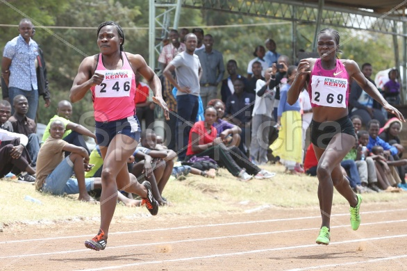 WORLD RELAYS BUILD UP