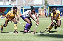 SLIDERS VS USIU-A KENYA HOCKEY UNION LEAGUE