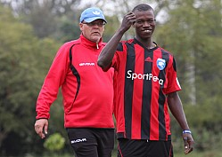 AFC LEOPARDS TRAINING