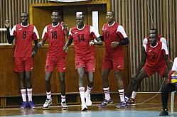 ALL AFRICA GAMES ZONE FIVE CHAMPIONS