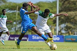 NAIROBI CITY STARS VS MATHARE UNITED
