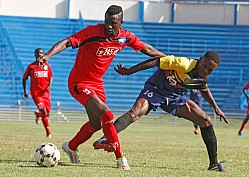 AFC LEOPARDS VS LIGI NDOGO FRIENDLY AHEAD OF 2016 SEASON