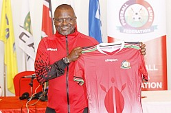 JACOB 'GHOST' MULEE HARAMBEE STARS HEAD COACH