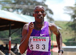 Athletics Kenya 6th and Final Track and Field meet in Eldoret