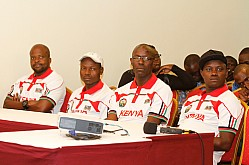 FKF NAME HARAMBEE STARS TECHNICAL BENCH