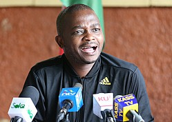 FKF PRESS CONFERANCE ON SUPERSPORT TERMINATION OF KPL CONTRACT