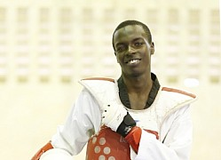 KENYA TAEKWONDO TEAM TRAINING FOR ALL AFRICAN GAMES