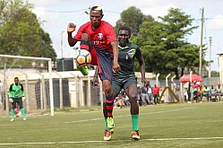AFC LEOPARDS SC VS WAZITO FC FRIENDLY MATCH