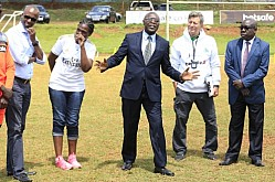 Gor Mahia FC introduces New coach Roberto Oliveira Goncalves