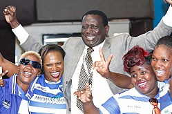 Betway/AFC Leopards unveil sponsorship deal for 2016 KPL season