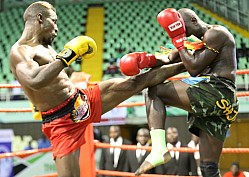 XTRA KOMBAT AFRICA'S FIGHT SERIES