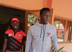 HARAMBEE STARS IN GUINEA BISSAU FOR AFCON 2017 QUALIFIER
