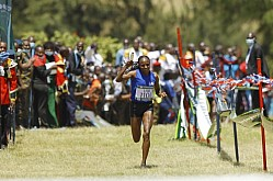KENYA DEFENCE FORCES CROSS COUNTRY