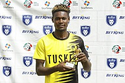 HENRY MEJA: FKF PL JANUARY POTM