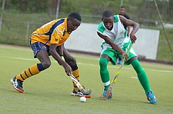 GREEN SHARKS VS USIU-A