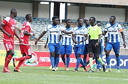 AFC LEOPARDS SC VS ULINZI STARS FC