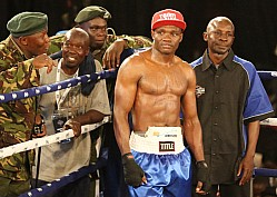 AFRICA CHAMPIONSHIP BOXING