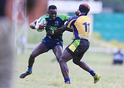 KCB RFC VS HOMEBOYZ RFC