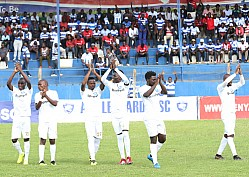 AFC LEOPARDS SC VS KARIOBANGI SHARKS FC