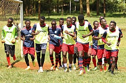 AFC LEOPARDS SC TRAINING FOR 2019 SEASON
