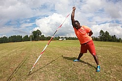 JULIUS YEGO PRESEASON TRAINING