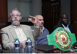 AFRICA BOXING UNION REFEREE AND JUDGES COURSE