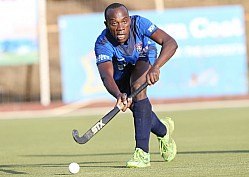 BUTALI WARRIORS VS SHARKIA 2016 EDITION OF AFRICA CUP OF NATIONS HOCKEY CHAMPIONSHIP