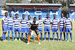 AFC LEOPARDS SC VS KCCA FC