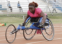 WORLD PARA-ATHLETICS CHAMPIONSHIP TRIALS