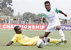 MATHARE UNITED FC VS GOR MAHIA FC  KPL UNDER 20 TOURNAMENT