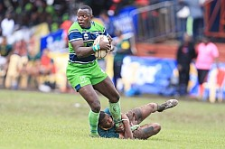 KCB RFC VS SOUTH AFRICA