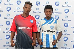 AFC LEOPARDS SC NEW PLAYER UNVEILING