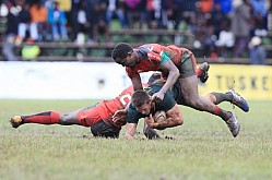 SHUJAA VS SOUTH AFRICA