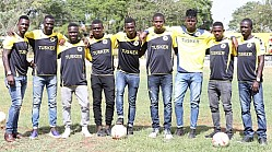 TUSKER FC UNVEIL NEW PLAYERS