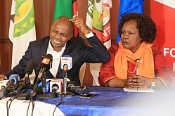 FKF PRESSER ON STATE OF KENYAN FOOTBALL